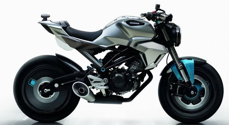 Wow... Honda CafeRacer 150SS Racer Concept, Buntutnya Lebih R1 Look Dari New R15!!!
