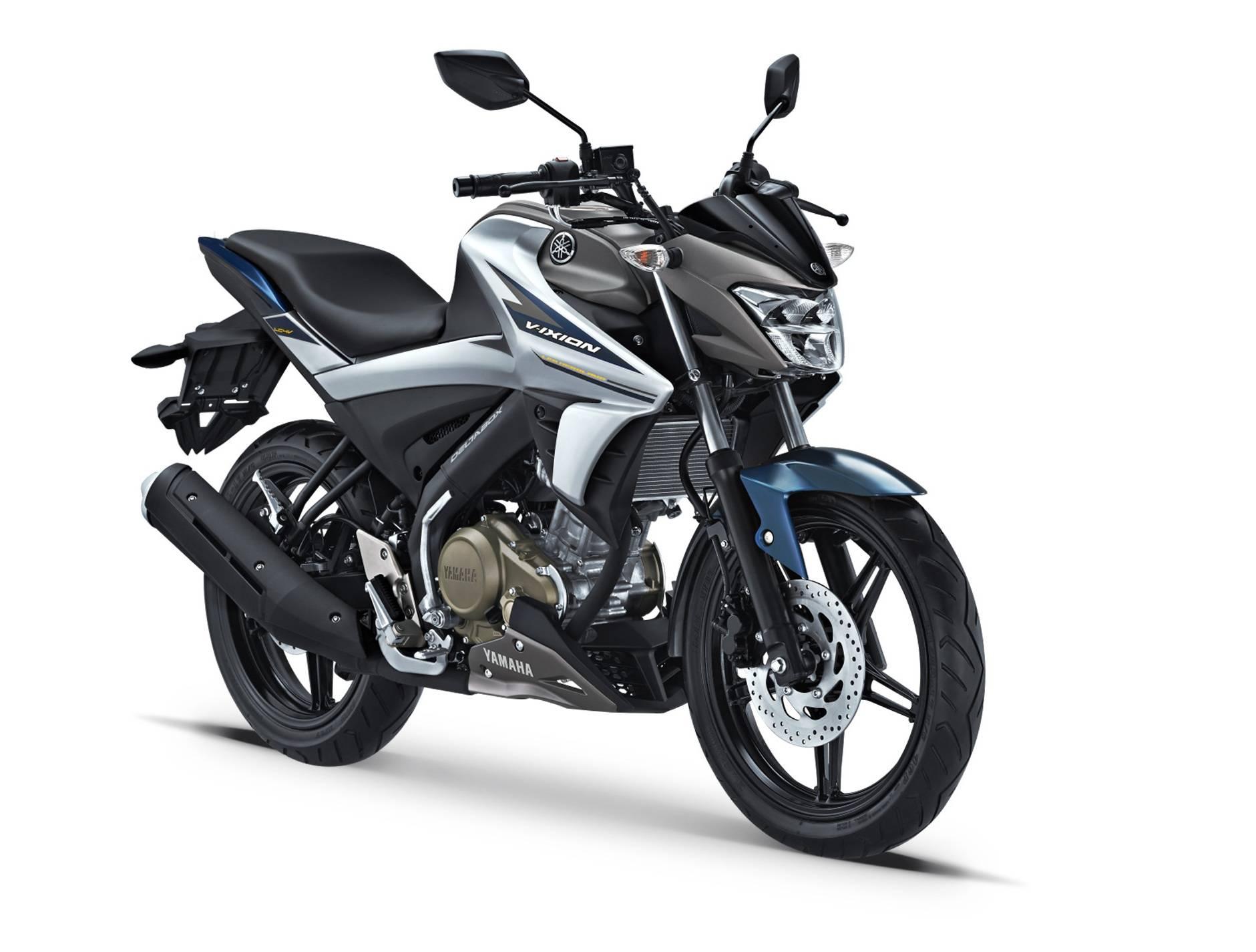 All New Yamaha Vixion 150cc Dan Vixion R 155cc Terbaru 2017 Resmi