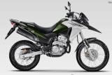 honda xre300 brasil hijau