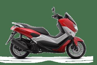 yamaha nmax 160 2017 merah