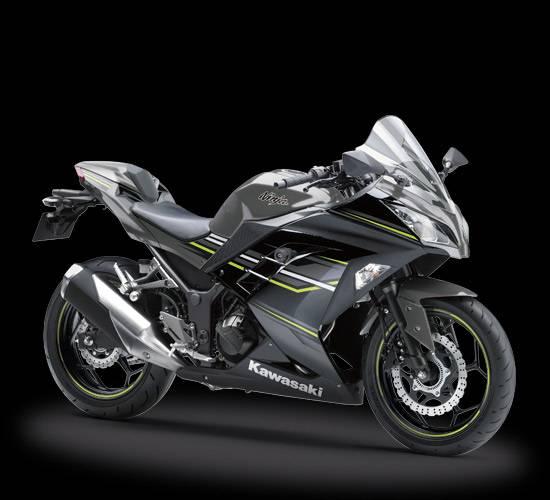 Kawasaki Ninja 250 Fi 2017 Se Abs Hitam Hijau Warungasep