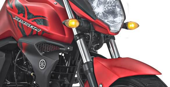 Harga Yamaha Byson FI Terbaru 2017 Rp. 22,9jutaan, Ada 3