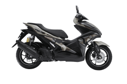 "Yamaha NVX ""Camo"" Limited Premium Edition"