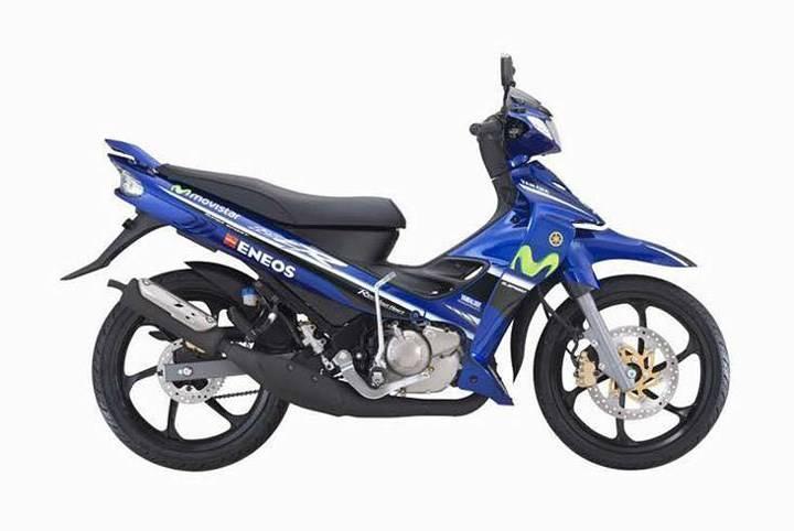 Yamaha 125zr Movistar 2017 Malaysia Sang Legenda Hidup Motor 2 Tak