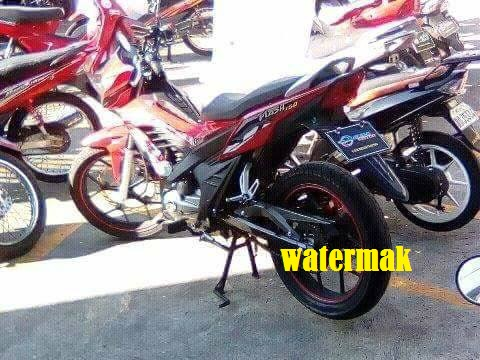 Euro Motor Flash 150cc Kloningan Honda Sonic 150R dari Phillippines