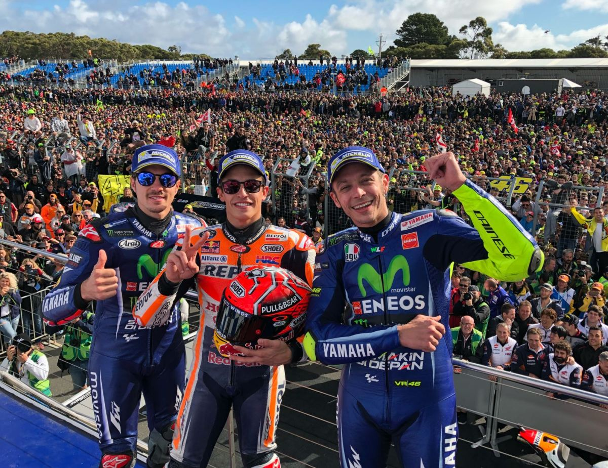 Video Full Race Motogp Phillip Island Australia 2017