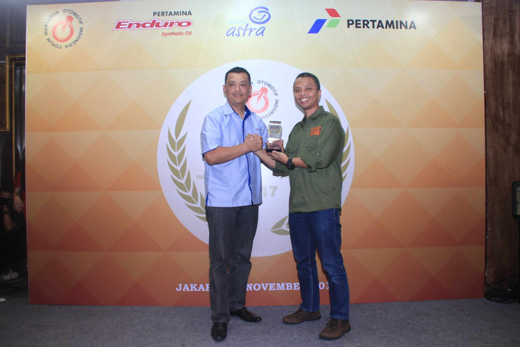 Best Motorcycle 2017 FMY – photo by FORWOT