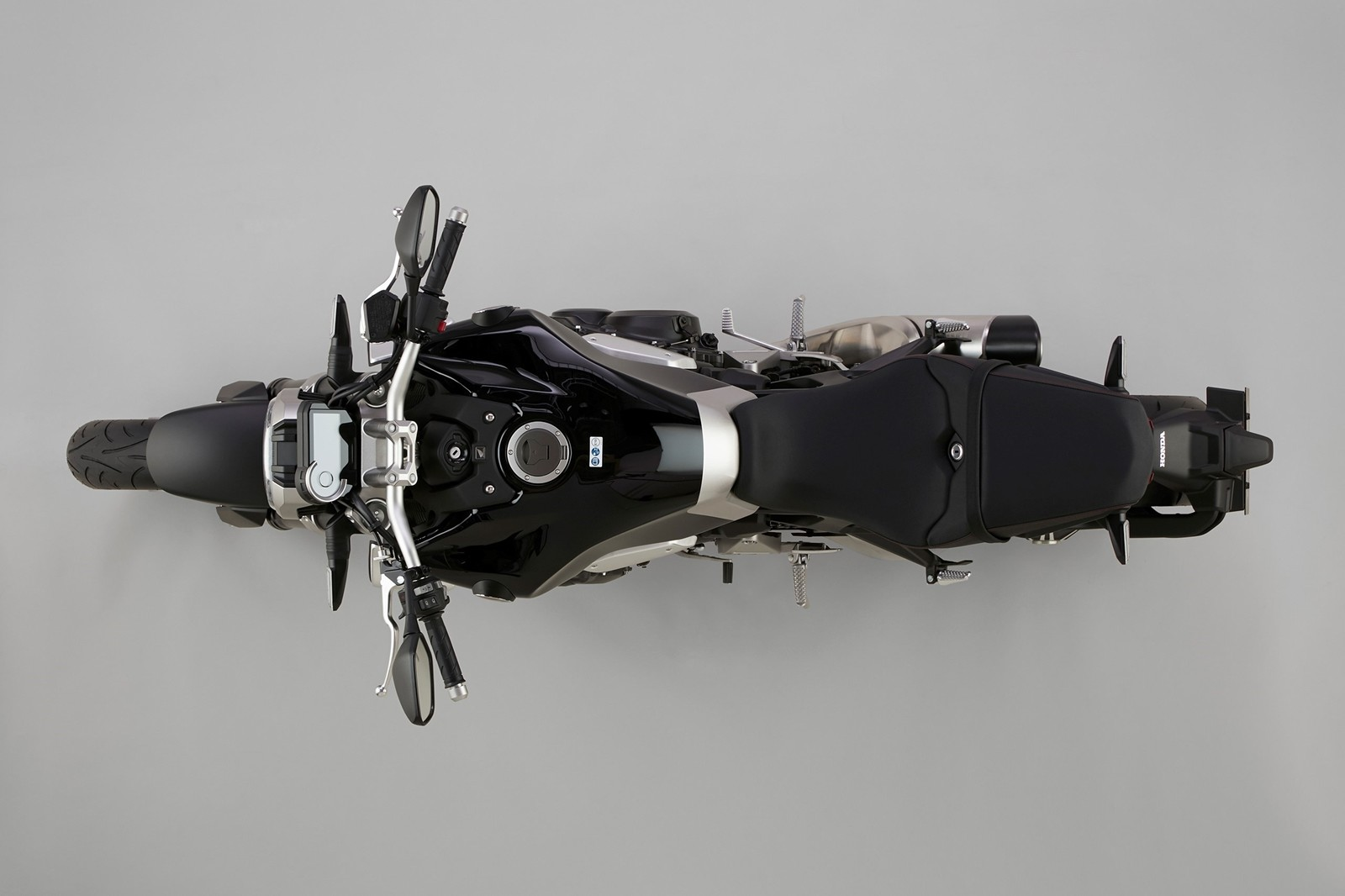 Honda CB1000R 2018 atas