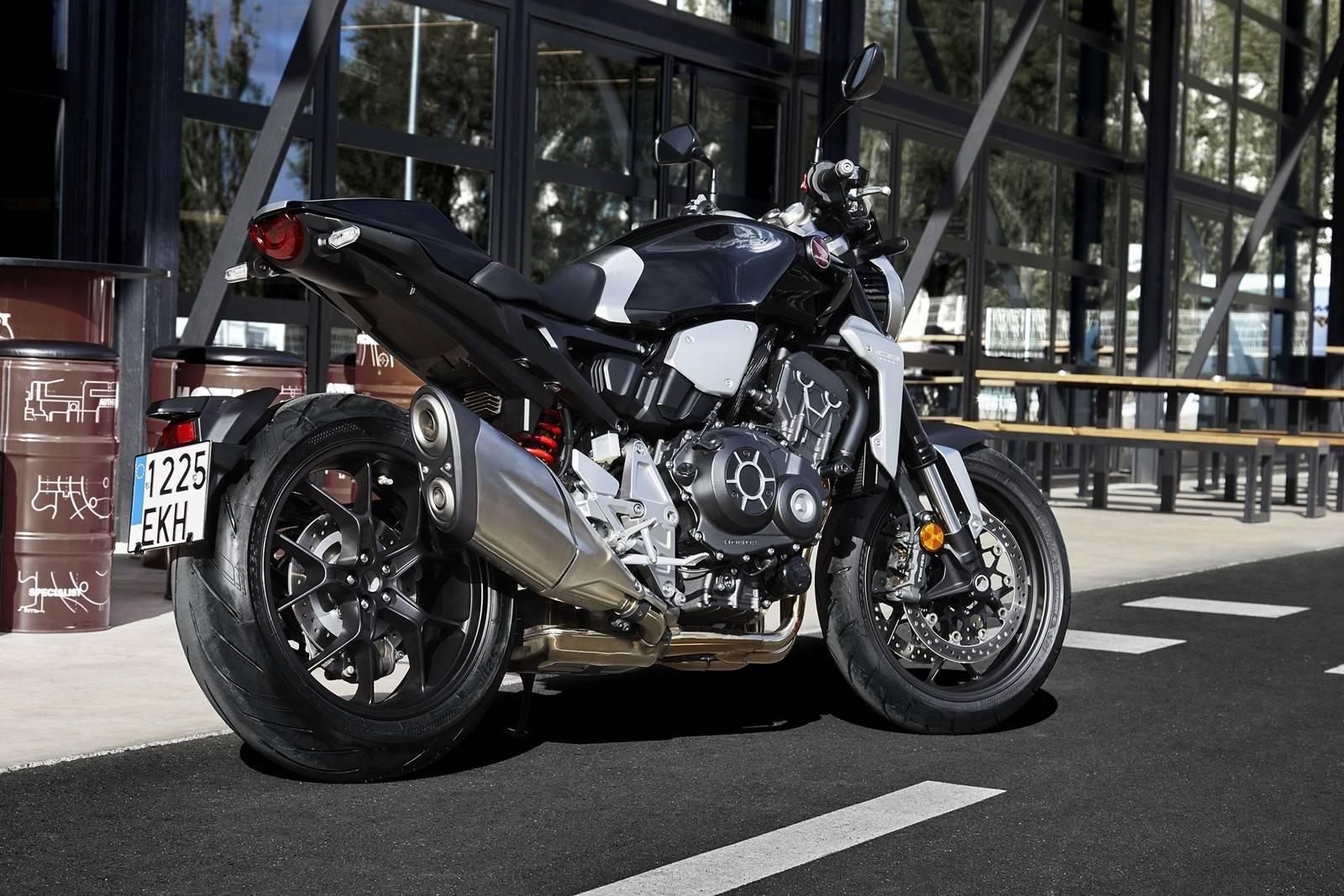 Honda CB1000R 2018 monoarm