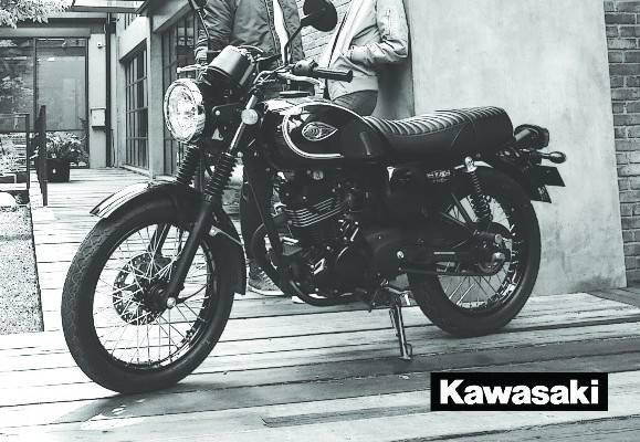 Simulasi Kredit Kawasaki W175, DP Rp. 3jutaan Cicilan Rp. 1jutaan