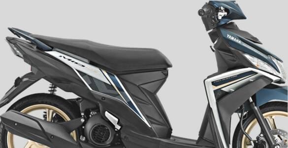 Yamaha Mio 2018 Versi Sss Dan Aks Pakai Velg Emas Harga Rp 16jutaan