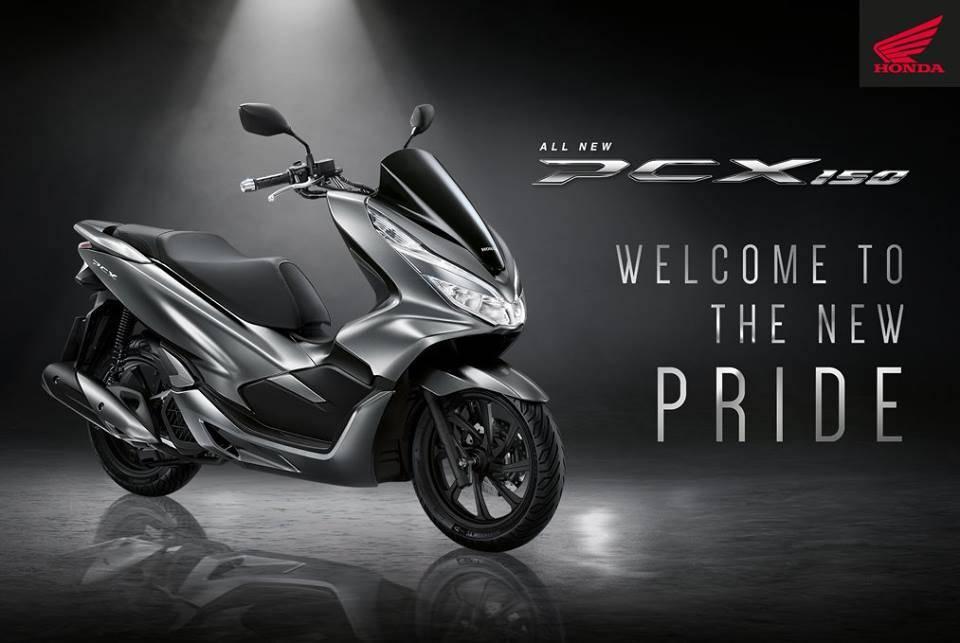 Wow, Harga PCX di Thailand Rp 34jutaan... Masih Rem Tromol, Tapi Sudah Euro 4