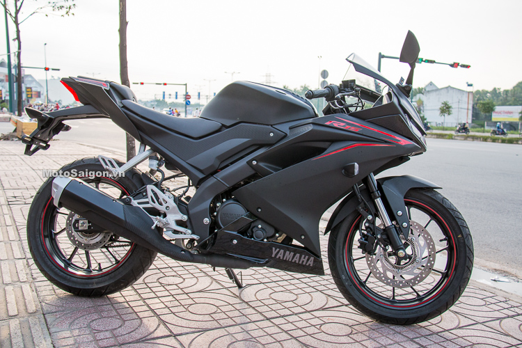 Wah Ada All New Yamaha R15 V3 Versi Abs Warungasep