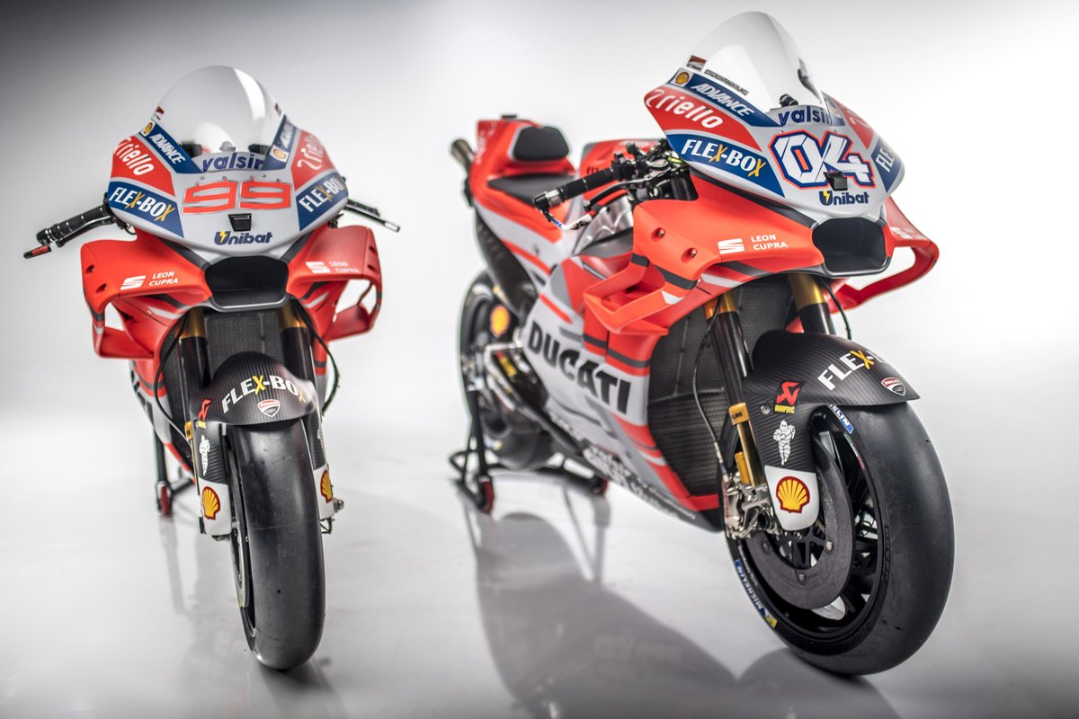 Ducati Desmosedici 2018 2