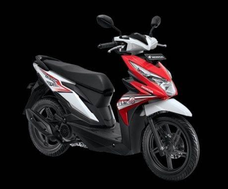 Honda Beat 2018 Warna Dan Striping Baru Harga Naik Jadi Rp