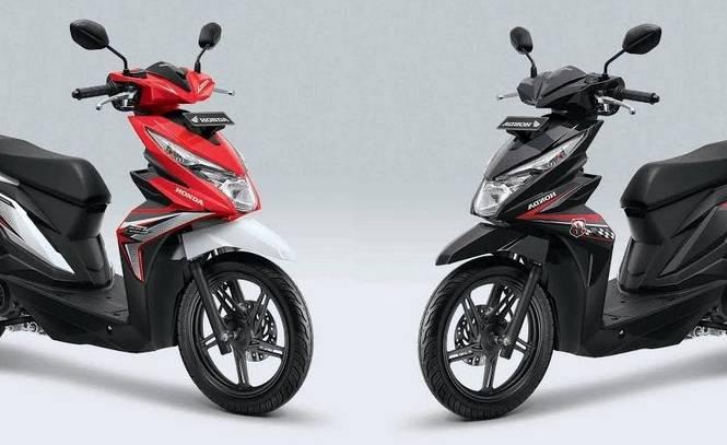 Honda Beat 2018 Warna Dan Striping Baru Harga Naik Jadi Rp 15jutaan Warungasep