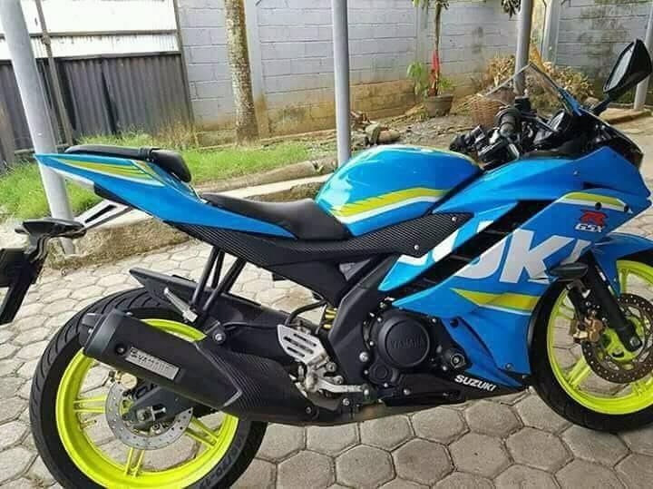 Inilah Yamaha GSX-R