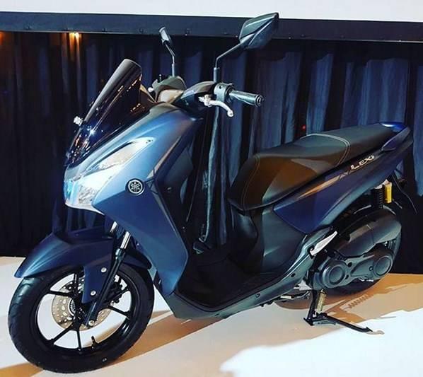 Inilah Yamaha Lexi 125, Nmax Versi Murah Dengan Dek Rata dan Pakai Keyless