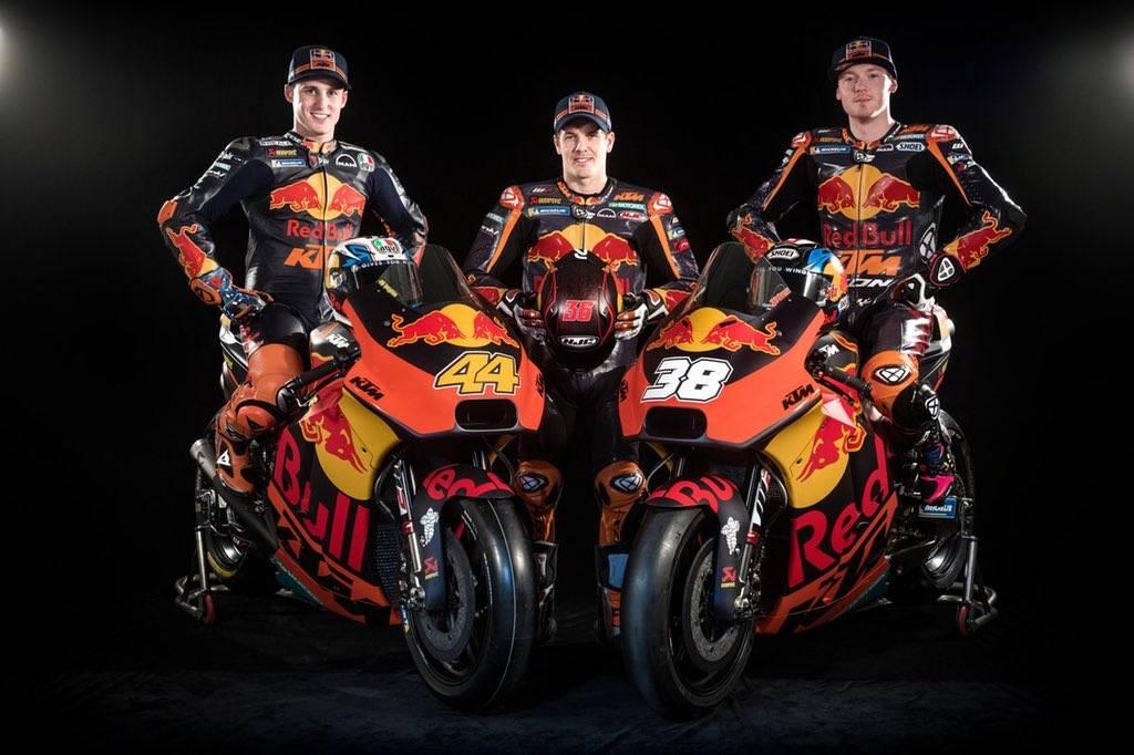 ktm motogp 2018
