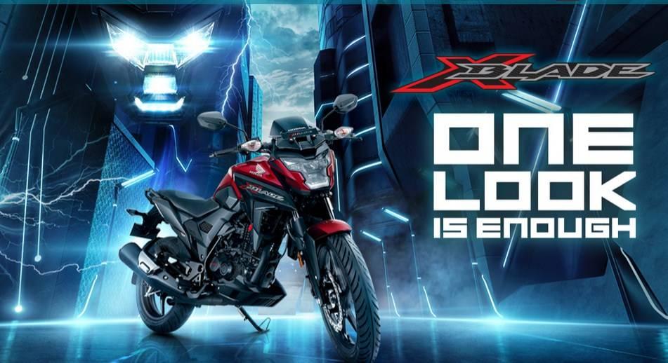 Harga Honda XBlade 160cc di India Cuma Setara Skutik 110cc Disini