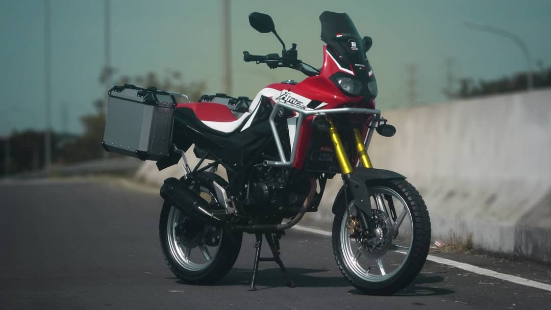 cb africa twin