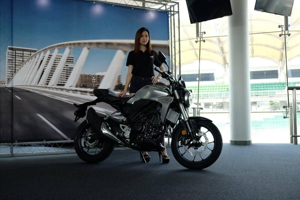 honda CB250 Malaysia