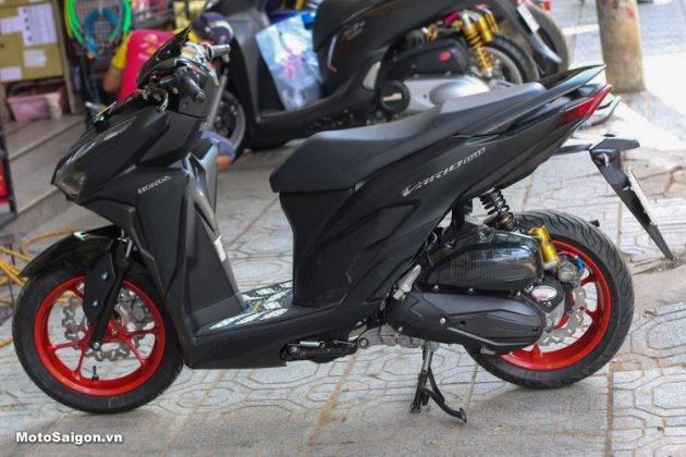 Modifikasi Vario 150 Pakai Ban Dan Velg Aerox 155 Juga Cakram