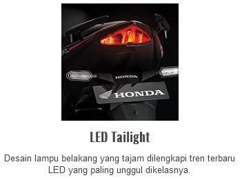 lampu rem cb150r