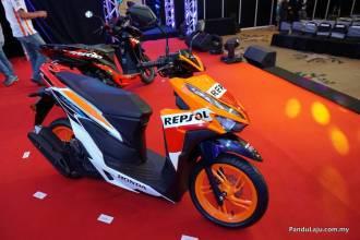 Vario Repsol di Malaysia