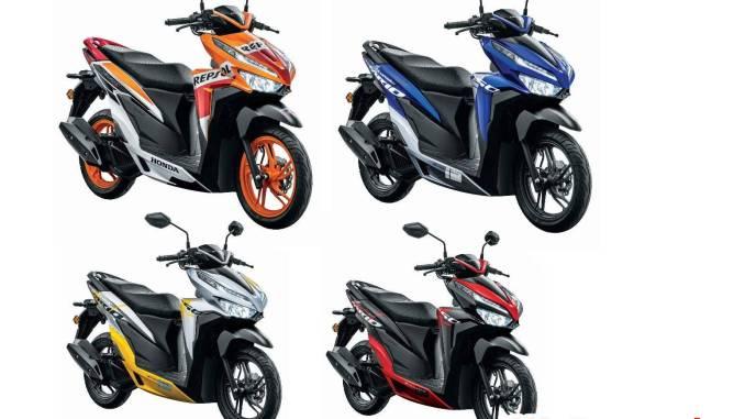 Honda Vario 150 Rilis Di Malaysia Ada 4 Warna Sporty