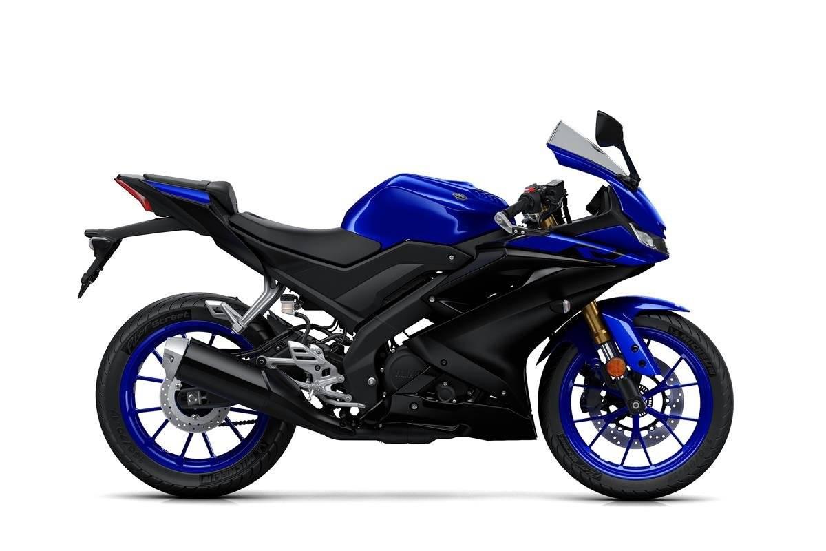 Yamaha Yzf R125 2019 Facelift Sama Plek Dengan Yamaha R15