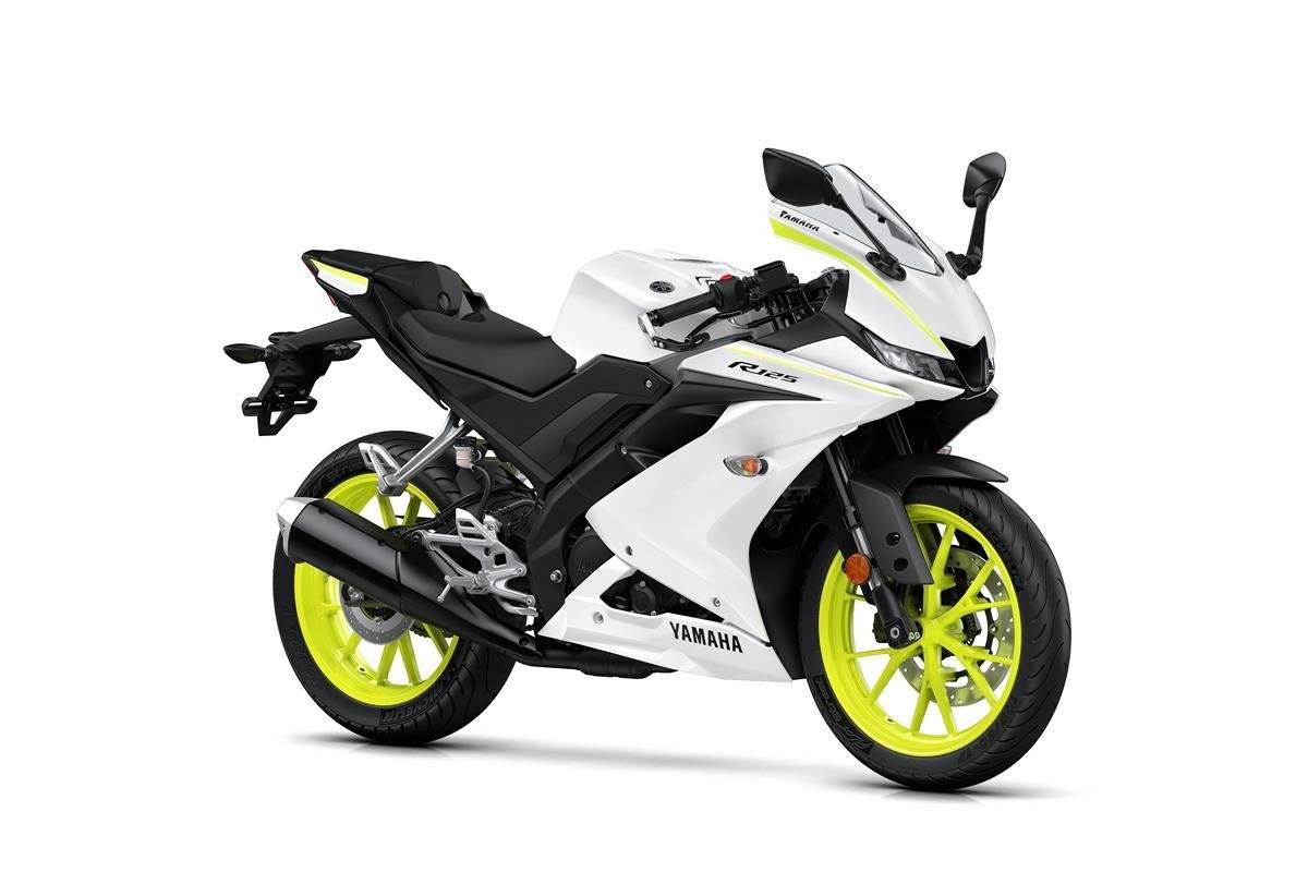 Yamaha Yzf R125 2019 Berdesain R15 Indonesia Tapi Ada Beda