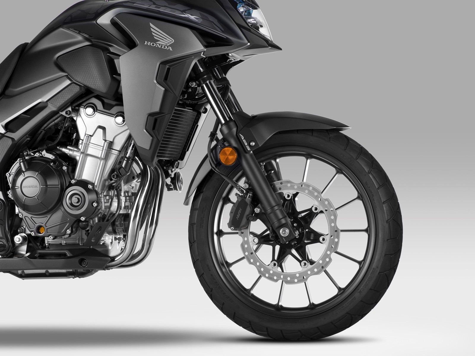 Honda CB500X 2019 ban