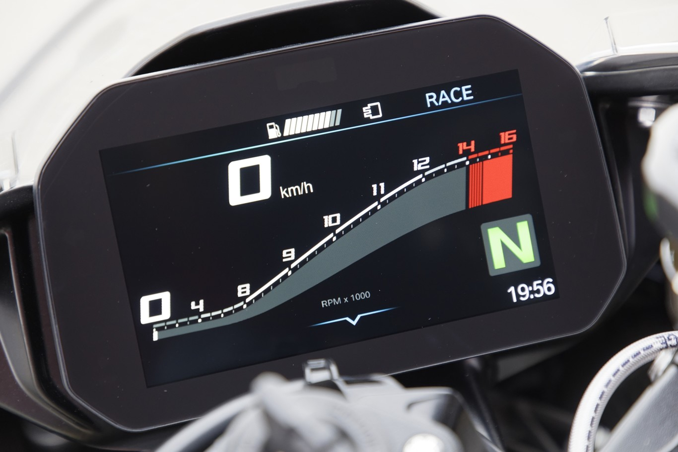bmw s1000rr 2019 speedo