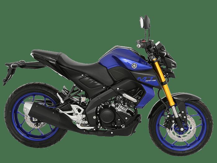mt15 2019 race blue