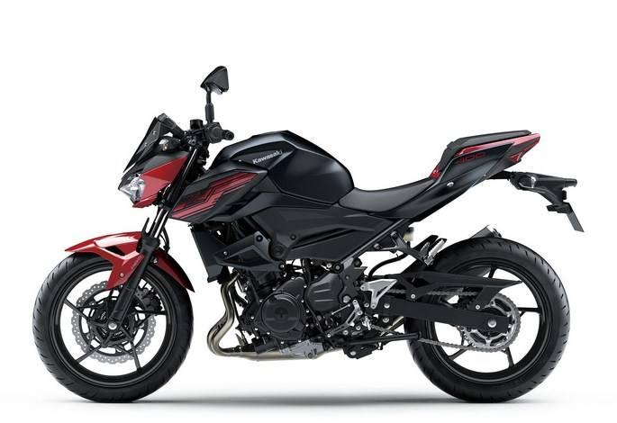z400 2019 merah