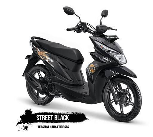Ada Honda Beat Street Warna Silver 2019 Harga Cuma Rp 16jutaan