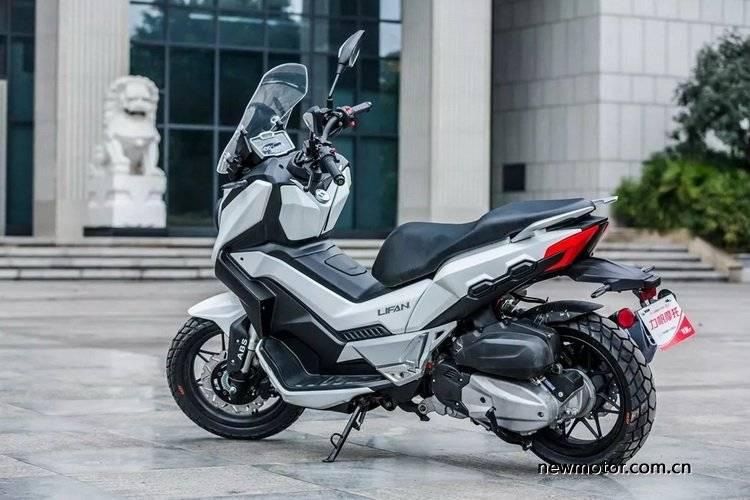 Si Penantang Aerox Itu Adalah Honda Kowa Alias Honda X Adv 150cc