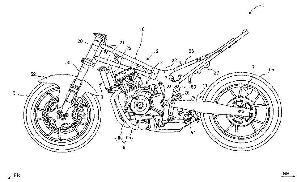 patent gsx-r250