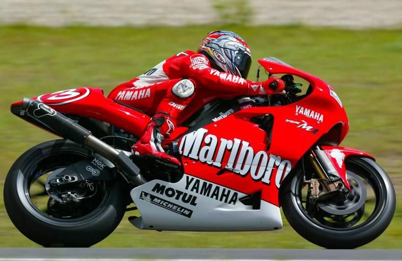 Yamaha M1 2002