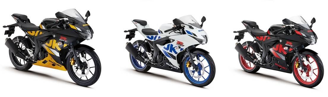 suzuki gsx-s150 abs 2020 gsxr