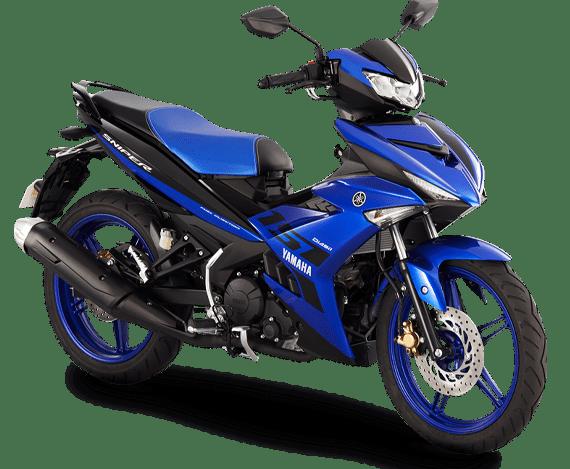 yamaha sniper 150 2019 race blue