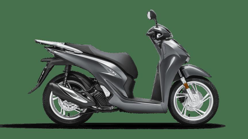 honda sh125 2020 grey