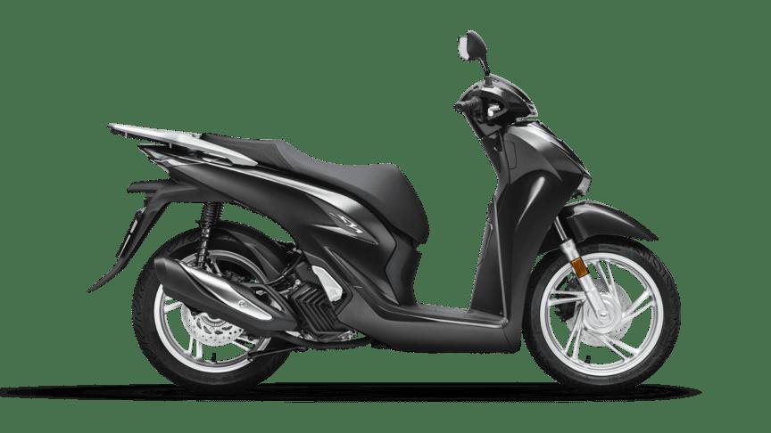 honda sh125 2020 hitam