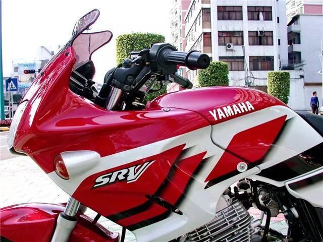 yamaha srv200 8