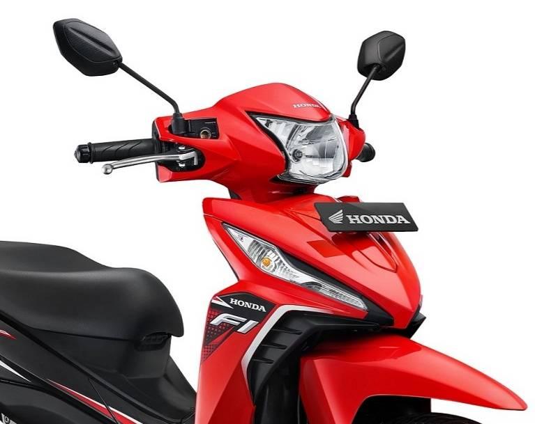 Honda Revo 110cc 2020 Harganya Rp 14 Jutaan Motor Termurah Se Indonesia Warungasep