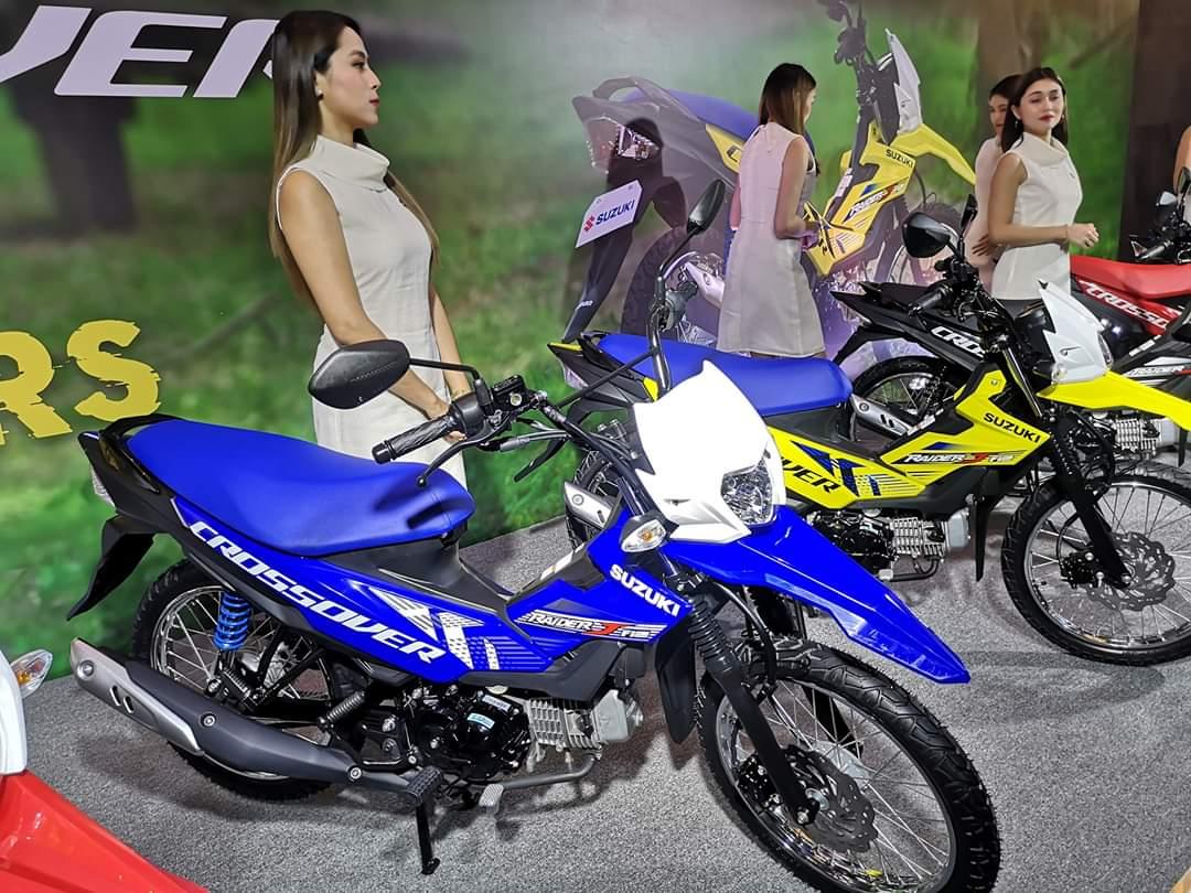 Suzuki Raider J Crossover 2020 Satria F115 Versi Adventure Di