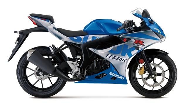 gsx-r150 2020 taiwan biru