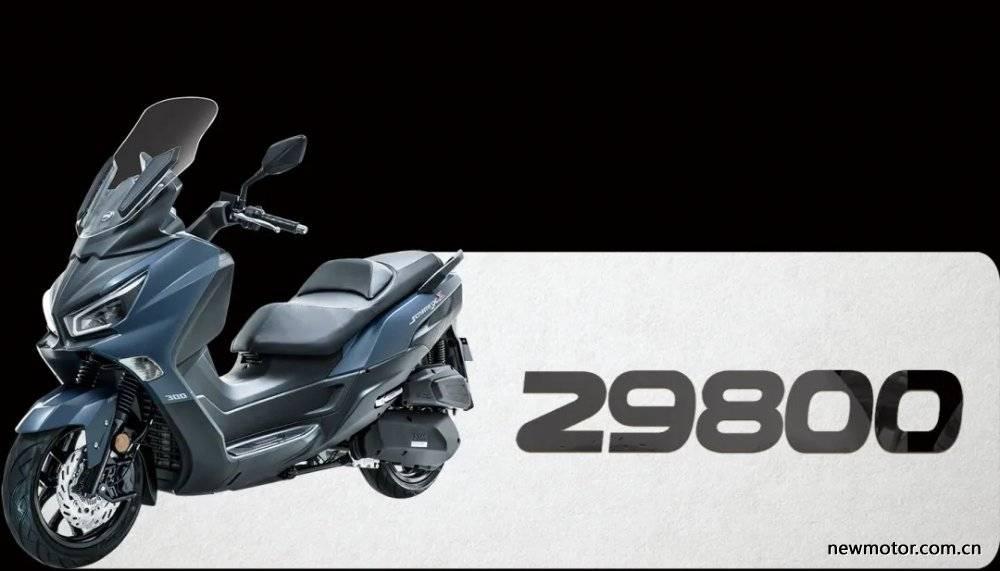 sym joymax z300 2021 8
