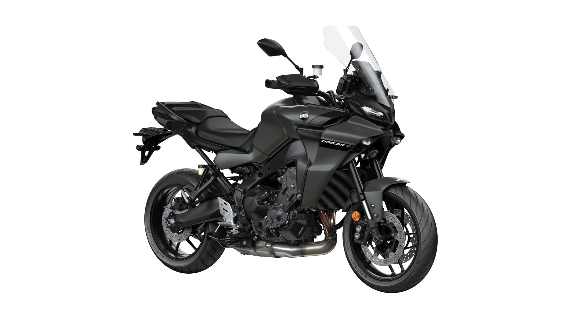 Yamaha Tracer 900 2021 tech camo